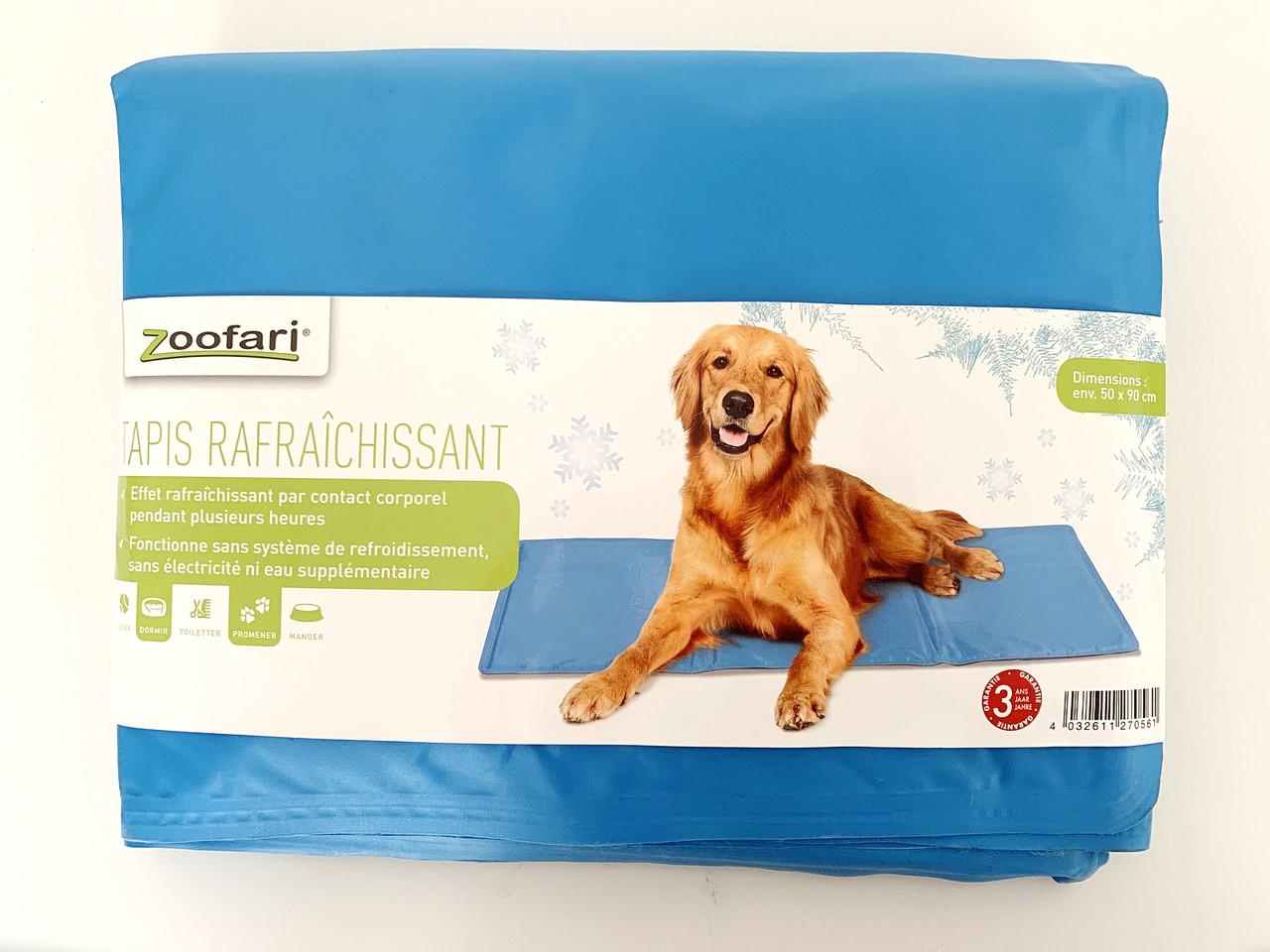 Охлаждающий коврик для собаки 50x90 см ZOOFARI® Германия