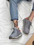 Adidas Yeezy Boost 350 Tail Light (серые), фото 2