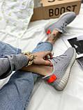 Adidas Yeezy Boost 350 Tail Light (серые), фото 4