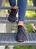 Adidas Yeezy Boost 350 Cinder (коричневые) (Reflect), фото 2