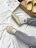 Adidas Yeezy Slide Bone (бежевые), фото 2
