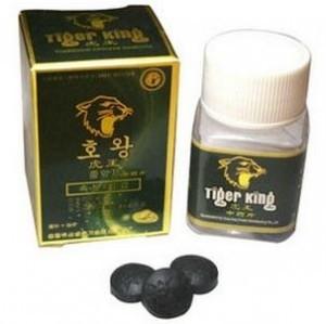 Оригинал!Король Тигр таблетки для потенции сильнейший препарат для повышения потенции 10 таблеток упаковка