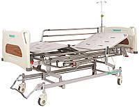 Медицинская кровать с электроприводом и регулировкой высоты OSD-9018