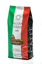 Кофе в зернах ITALIANO VERO ROMA. купить кофе в зернах. купить кофе в зернах оптом. зерновой кофе оптом
