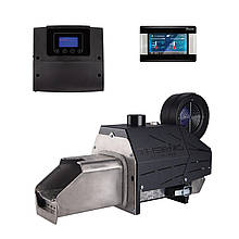 Комплект пелетні пальник Thermo Alliance Evo 25 кВт + контролер ECOMAX 360 Plum