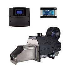 Комплект пелетні пальник Thermo Alliance Evo 50 кВт + контролер ECOMAX 360 Plum