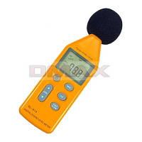 Цифровой шумомер SL814 для измерения уровня шума, фото 1