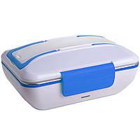 Ланч-бокс електричний Electronic Lunchbox 3266, синій