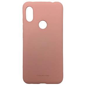 Чехол Hana Molan Cano Xiaomi Redmi Note 6 Pro (pink)