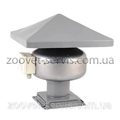 Крышный канальный вентилятор (1000 м³/час), фото 2