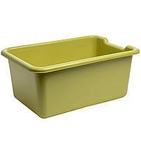 Лоток для кухни L 295*200*135 салатовый