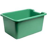 Лоток для кухни XL 345*245*175 зеленый