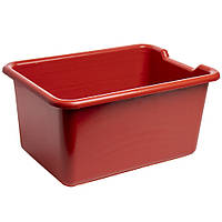 Лоток для кухни XL 345*245*175 красный