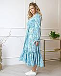 Сукня блакитне, фото 2