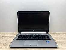 Ноутбук HP Probook 440 G3 14.0 HD/ Pentium 4405U 2(4)x 2.1 GHz/ RAM 4Gb/ SSD 120Gb/ АКБ 40Wh/ Упоряд. 8 Б/У