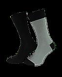 Шкарпетки чоловічі Дюна 1061 сірий, фото 2