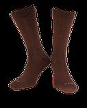 Шкарпетки чоловічі Дюна 2142 темно-зелений, фото 4