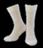 Шкарпетки чоловічі Дюна 226 світло-сірий, фото 4