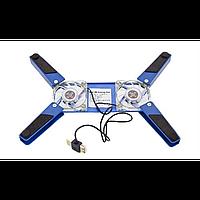 Подставка под ноутбук datex mcp-01 plastic blue h