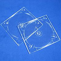 Бокс-вкладыш для cd диска digi tray прозрачный (cd tray clear)