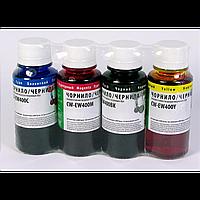 Комплект чернил colorway epson t26/c91 4*100 мл bk/c/m/y (cw-ew400set01)