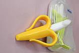 Брязкальце-прорізувач Банан і Кукурудза, фото 3