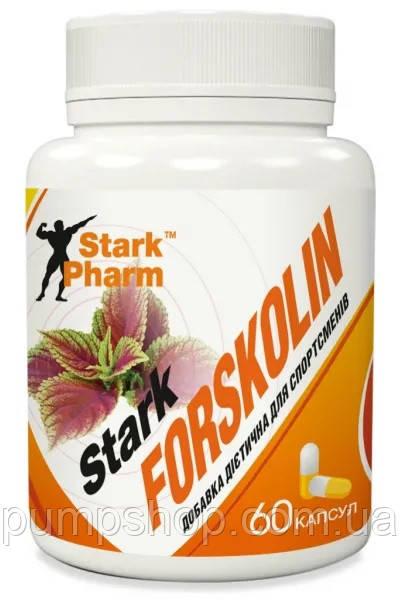 Форсколін Stark Pharm Forskolin 250 мг 60 капс.