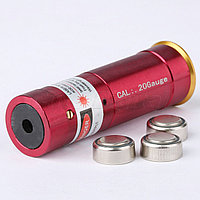 Регулируемый лазерный патрон холодной пристрелки 12 калибр., фото 1