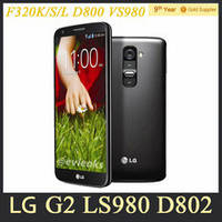 Смартфон LG G2 32 ГБ D802 D800 Black 4x2.26 ГГц, 2 ГБ, IPS, 1920х1080, камера 13 Мп, 3G, 4G, GPS, FM, 3000 мАч