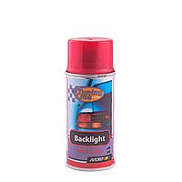 Фарба аерозольна Motip Backlight для тонування задніх ліхтарів автомобіля червона 150 мл (00161)