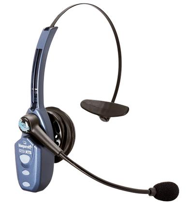 Бездротова гарнітура BlueParrott B250-XTS, фото 2