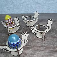 """Декор пасхальных яиц. """"Курочка"""""""