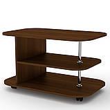 Журнальный стол Танго на колёсиках, фото 2