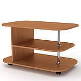 Журнальный стол Танго на колёсиках, фото 5
