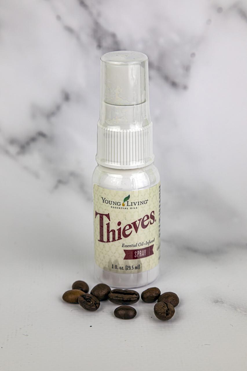 Антибактериальный спрей Thieves Spray Young Living 1 шт 29мл