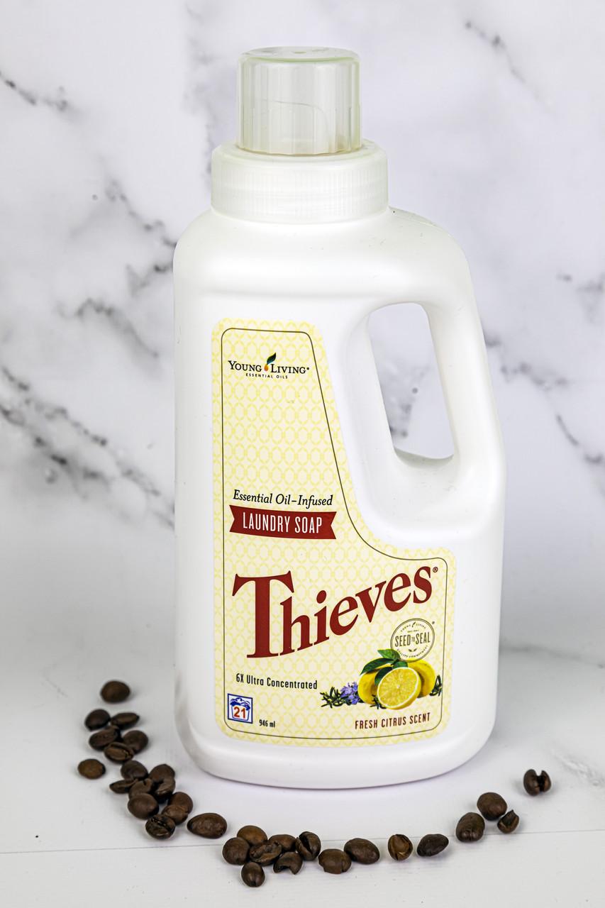 Средство для стирки жидкое Thieves Laundry Soap 946мл
