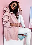 Универсальное пальто женское из мягкого барашка, фото 2