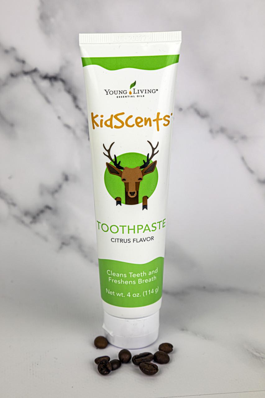 Детская зубная паста KidScents Slique Toothpaste Young Living