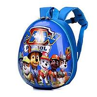 Детский рюкзак для мальчиков и девочек дошкольников Щенячий патруль Команда Синий