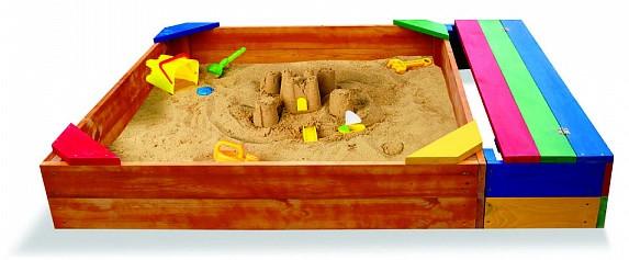 Песочница детская 6 SportBaby