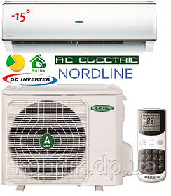 Кондиционер AC Electric ACEM/I-09HN1_20Y Nordline Inverte