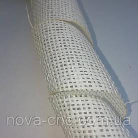 Флористична сітка натуральна 50 мм, 2 м Колір білий