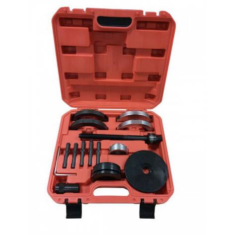 Набор инструментов для замены ступичных подшипников VW T5 (диаметр 85мм), в кейсе, фото 2