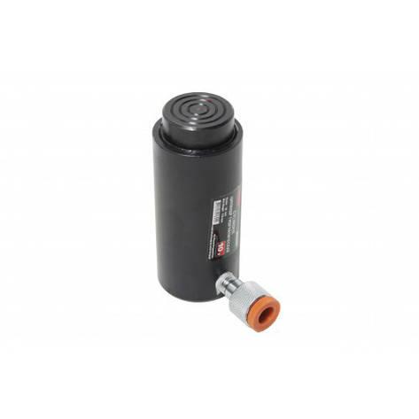 Циліндр гідравлічний 10т (хід штока - 58 мм, довжина загальна - 118мм, тиск), фото 2