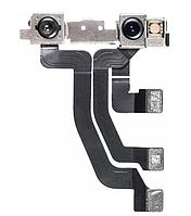Шлейф для iPhone XS Max, с фронтальной камерой, 7MP, оригинал (Китай)
