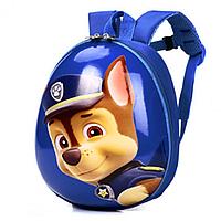 Детский рюкзак для мальчиков дошкольников Щенячий патруль Гончик Синий