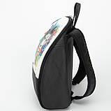 Кожаный рюкзак Print Лев, фото 2