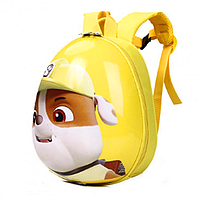 Детский рюкзак для мальчиков и девочек дошкольников Щенячий патруль Крепыш Желтый, фото 1