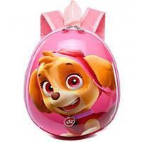 Детский рюкзак для девочек дошкольников Щенячий патруль Скай Розовый