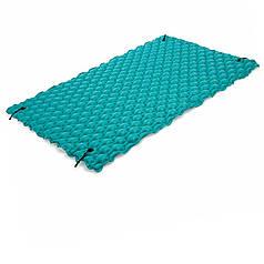Пляжний надувний матрац Intex 56841 «Гігант», 290 х 213 см